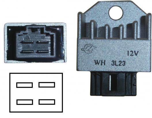 Honda SFX 50 S/T/V/W/X 95-99 Regulator Rectifier