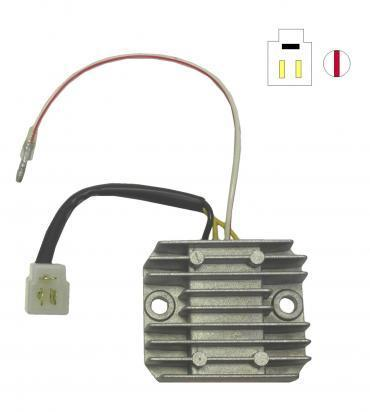 Kawasaki Z 250 A3 81 Regulator Rectifier
