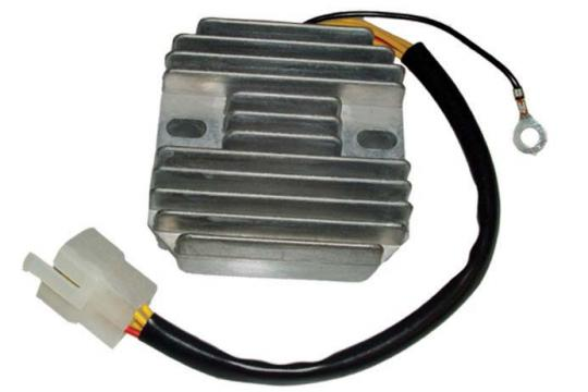 Suzuki GSX 1100 FJ (GV72A, GV72B, GV72C) 88 Regulator Rectifier - by Electrex