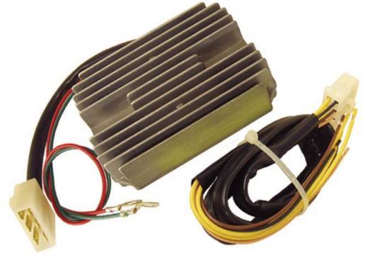 BMW R 100/7   (Single disc) 76-77 Regulator Rectifier - by Electrex