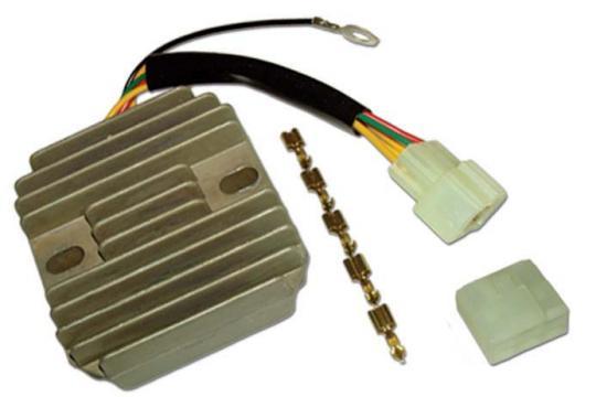 BMW F 650 CS (ABS) 04-05 Regulator Rectifier - by Electrex