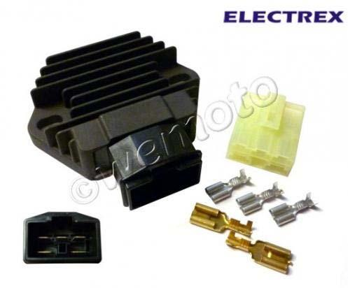 Honda FES 125-9 S-Wing 09 Regulator - by Electrex