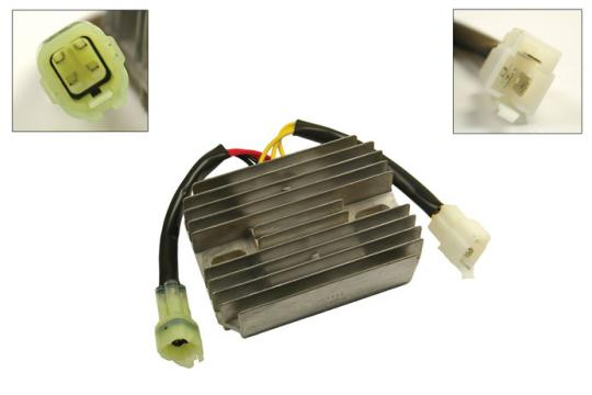 Suzuki SV 650 K8 08 Regulator Rectifier - by Electrex