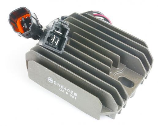 Suzuki Gsxr 600 K6 06 Regulator Rectifier Parts At Wemoto