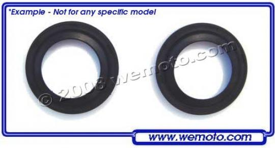 Fork Dust Seals ID33mm x OD45mm