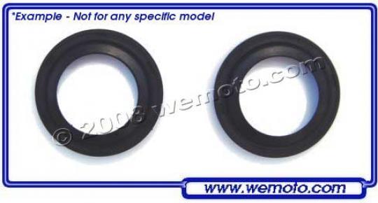 Fork Dust Seals ID33mm x OD45mm