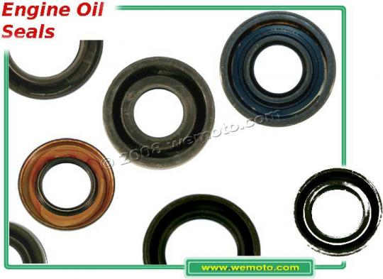 Suzuki GN 125 (French Market) 92-96 Crank Right Hand Oil Seal