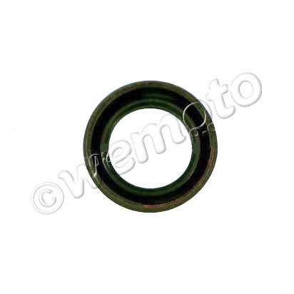 Kawasaki ZX-6RR (ZX 600 M1) 04 Wheel - Front - Oil Seal - Right