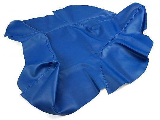 Yamaha DT 125 R 88 Potah sedla - modrý