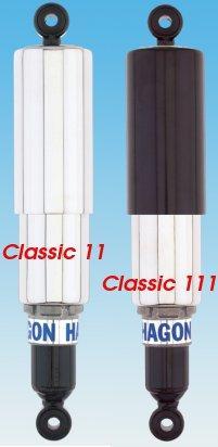 Kawasaki Z 440 LTD (KZ 440 A2) 81 Rear Hagon Classic 11/111 Shocks