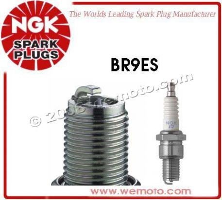 Piaggio Free 50 (Disc model) 95-00 Spark Plug NGK