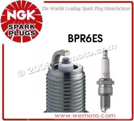 BMW R 60 TIC   (Double disc model) 78-82 Spark Plug NGK