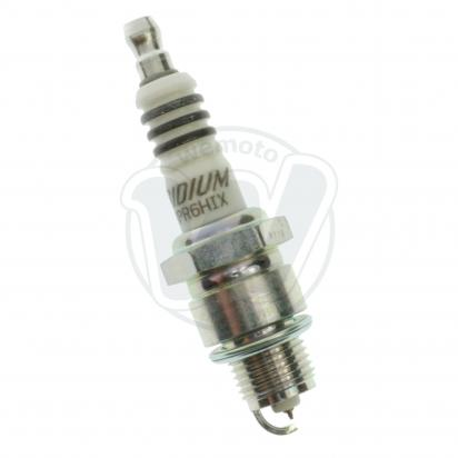 Honda NS 50 MSB Melody Delux 82-85 Spark Plug NGK Iridium