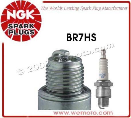 Yamaha DT 50 M 78-79 Spark Plug NGK