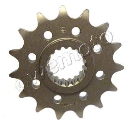 Aprilia RSV 1000 Mille R (Radial Mount Calipers) 04 Sprocket Front Less 2 Teeth - JT (Check Chain Length)