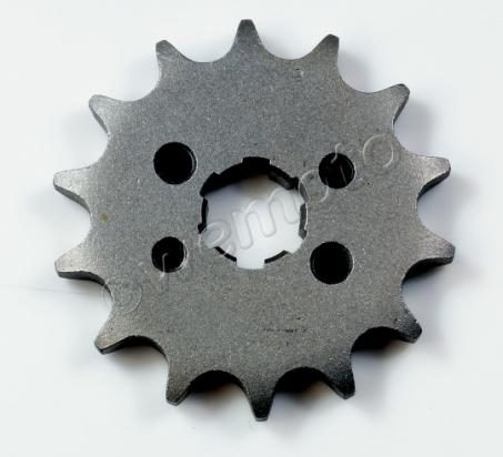 Honda TRX 90 Fourtrax/Sportrax 6 06 Sprocket Front Plus 1 Tooth - JT (Check Chain Length)
