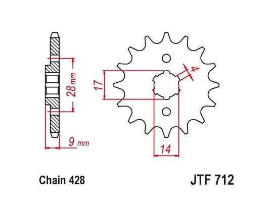 Mondial HPS 125  20 Pignone - JT