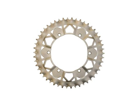 Suzuki DR-Z 400 E K6/K7 06-08 SunStar Z Sprocket Rear - Steel - Plus 2 Teeth