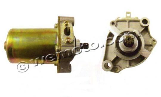 Honda SCV 100-7 Lead 07 Starter Motor