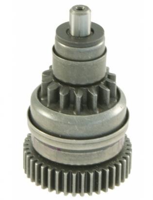 Derbi GP1 125 08 Bendix motoru startéru