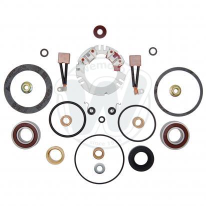 Kawasaki Z 650 (KZ 650 B1) 76-77 Starter Motor Repair Kit