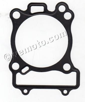 Cylinder Base Gasket Suzuki DL650 SV650 Rear
