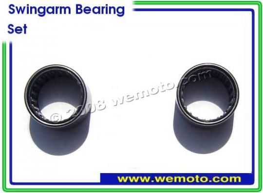 Honda CR 80 RH 87 Swinging Arm Pivot Bearing Kit (Slinky Glide)