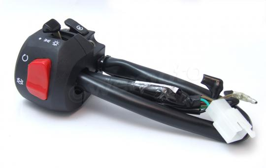 Sym Wolf SB125N Right Switch Assembly
