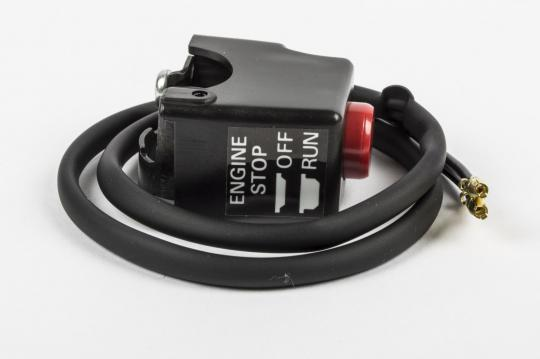 Left Hand Handlebar Switch Assembly - OEM - Suzuki LT50