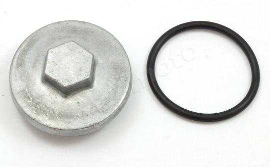Honda XR 400 R1/R2 01-02 Tappo del Foro di Registro Punteria