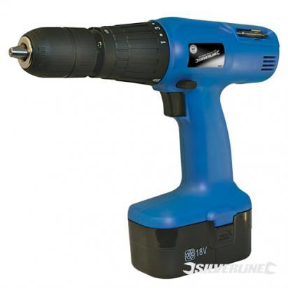 Drill - Combi Hammer Drill 18V