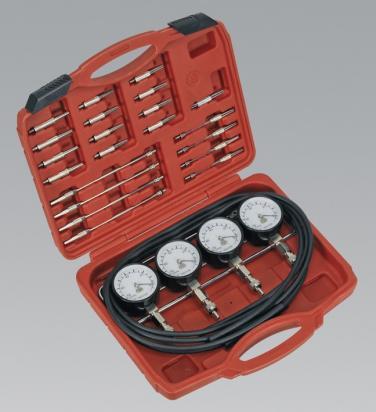 Sealey Carburettor Synchronizer (Vacuum, Mini-Type)