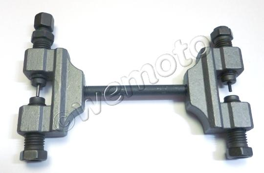 Cam Chain Breaking And Riveting Tool