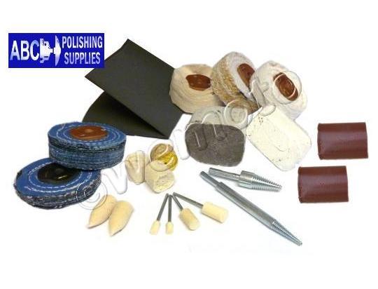 kit de polissage carters moteur. Black Bedroom Furniture Sets. Home Design Ideas