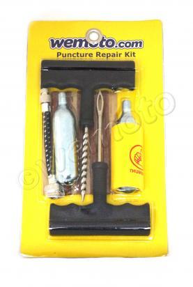 Emergency Puncture Repair Kit for Tubeless Tyres