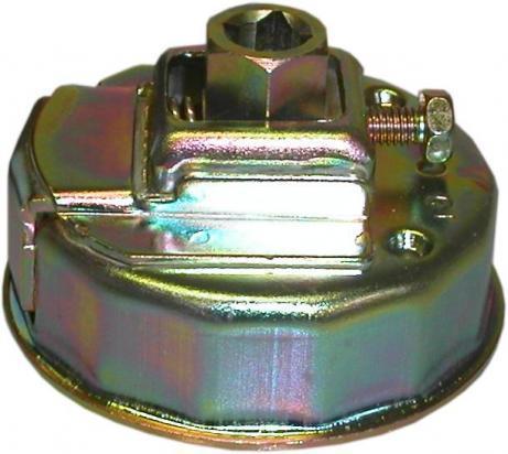 Oil Filter Wrench Adjustable 74.50mm - 80mm