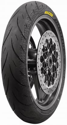 MAXXIS Front Tyre 120/70-ZR17 MA-3DS Supermaxx Diamond 58W