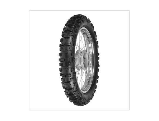 Kawasaki KLX 250 S TFF 15 Tyre Rear - Vee Rubber Enduro Homologated