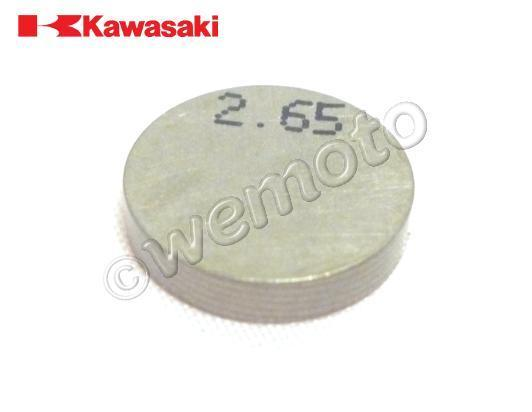 Kawasaki Z 550 LTD (KZ 550 C1) 80 Valve Shim 2.65 mm