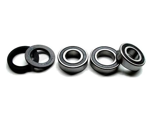 Kawasaki ZX-6R (ZX 636 A1P) 02 Rear Wheel Bearing Kit with Dust Seals