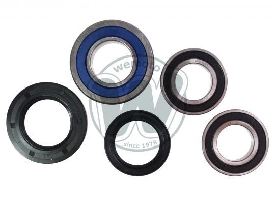 Suzuki GSXR 600 K7 07 Rear Wheel Bearing Kit with Dust Seals