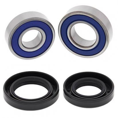 Kawasaki KLF 300 B1-B11 Bayou 88-99 Front Wheel Bearing Kit with Dust Seals (By All Balls USA)