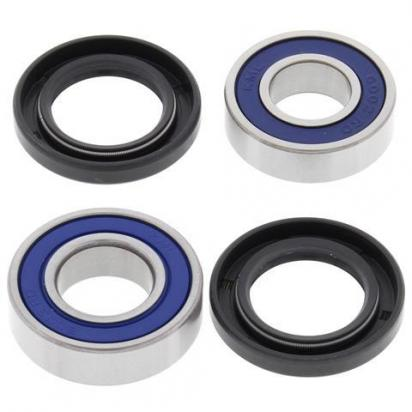 E-Ton AXL-50 Lightning 50 99-00 Front Wheel Bearing Kit with Dust Seals (By All Balls USA)