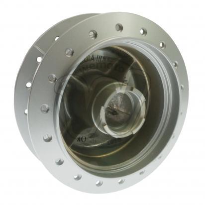 Honda CT90 69-79 Front Wheel Hub