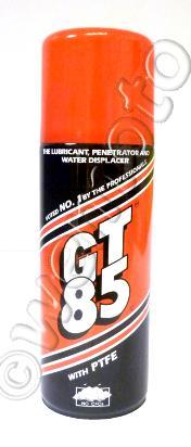 GT85 Cleaning / Lubrication / Maintenance Spray with PTFE 200ml