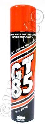 GT85 Cleaning / Lubrication / Maintenance Spray with PTFE 400ml