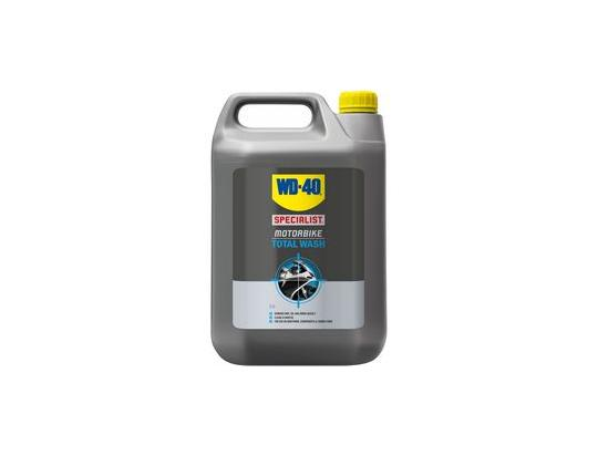 WD40 Specialist Motorbike Total Wash 5 LTR
