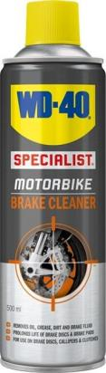 WD40 Specialist Motorbike Brake Cleaner 500ML