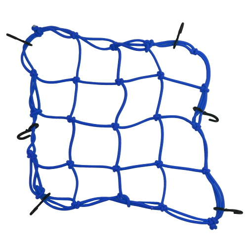 Cargo Net Dark Blue