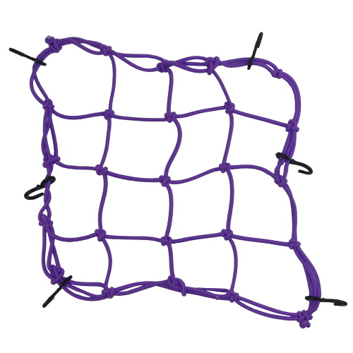 Cargo Net Purple